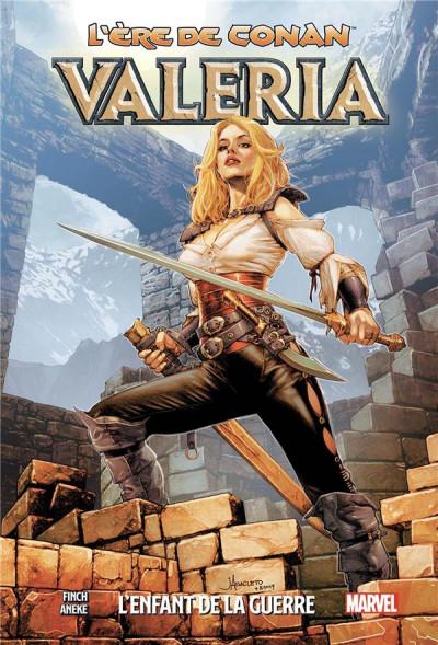 Couverture L'ère de Conan - Valeria