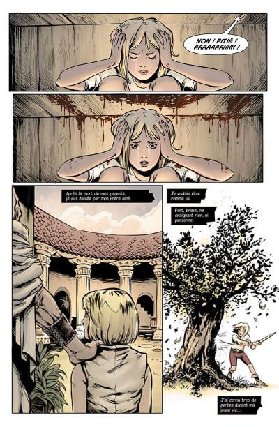 Page 7 L'ère de Conan - Valeria