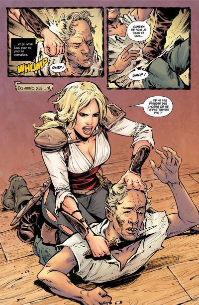 Page 8 L'ère de Conan - Valeria