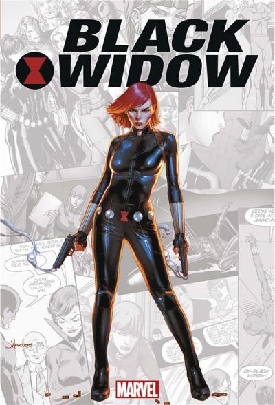 Couverture Marvel-verse - Black Widow