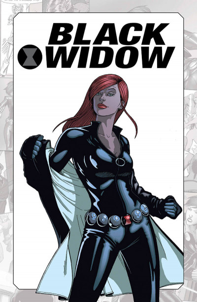 Page 1 Marvel-verse - Black Widow