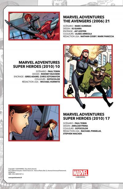 Page 2 Marvel-verse - Black Widow
