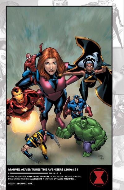 Page 4 Marvel-verse - Black Widow