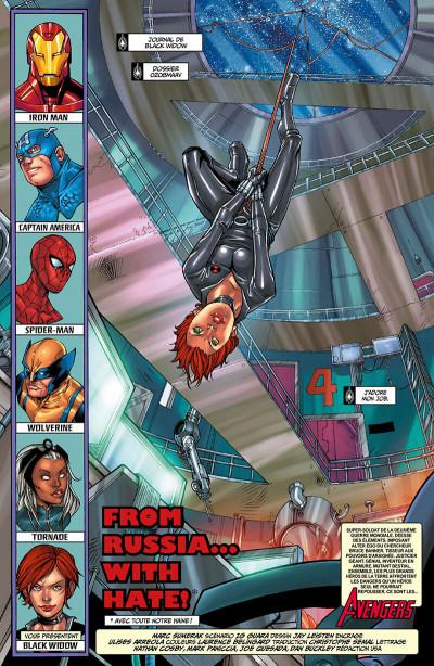 Page 5 Marvel-verse - Black Widow