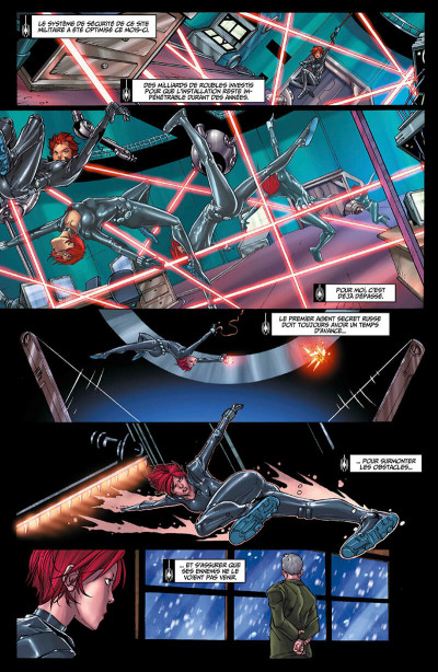 Page 6 Marvel-verse - Black Widow