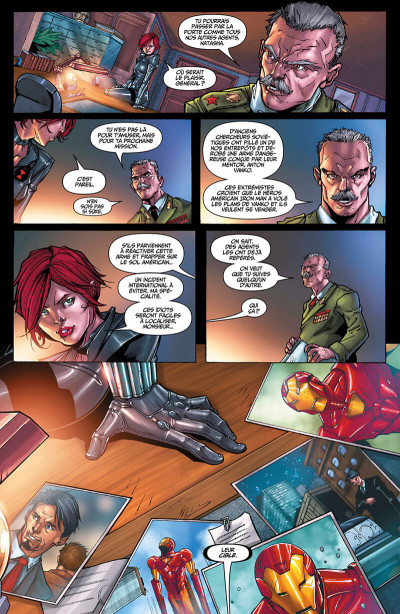 Page 7 Marvel-verse - Black Widow
