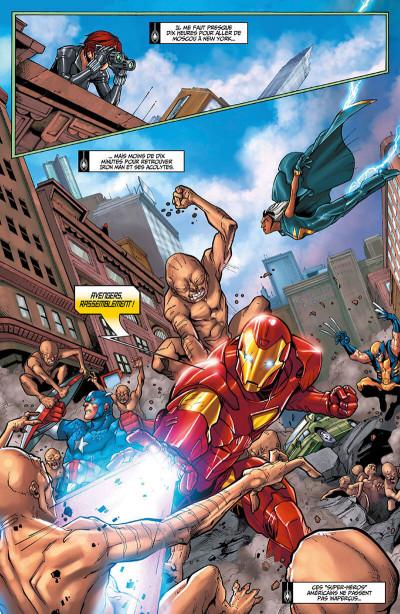 Page 8 Marvel-verse - Black Widow