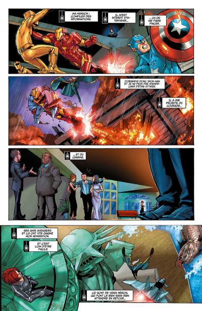 Page 9 Marvel-verse - Black Widow