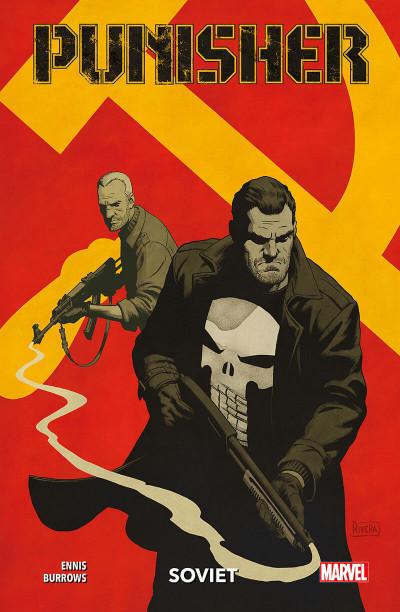 Couverture Punisher - Soviet