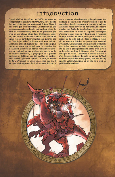 Page 4 World of Warcraft tome 1