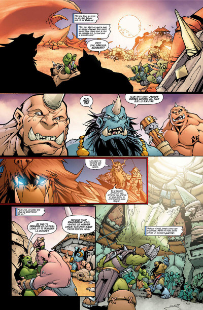 Page 7 World of Warcraft tome 1