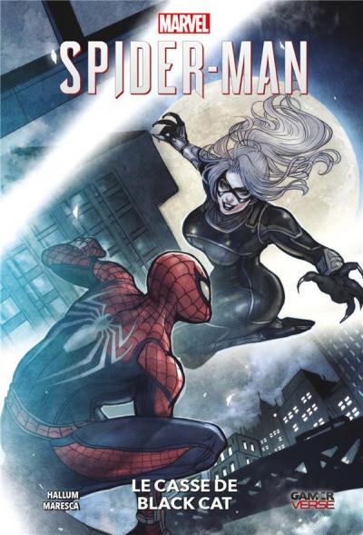 Couverture Spider-man - Le casse de Black cat