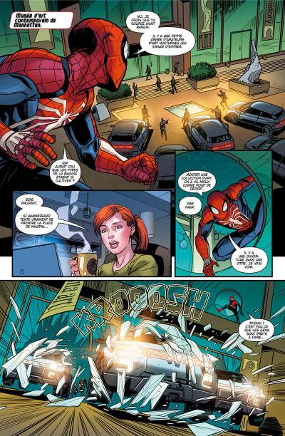 Page 5 Spider-man - Le casse de Black cat