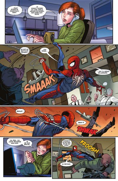 Page 6 Spider-man - Le casse de Black cat