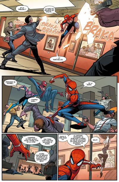 Page 7 Spider-man - Le casse de Black cat