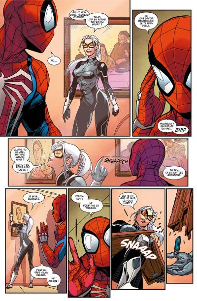 Page 8 Spider-man - Le casse de Black cat