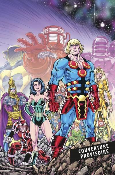 Couverture Marvel-verse - Les éternels