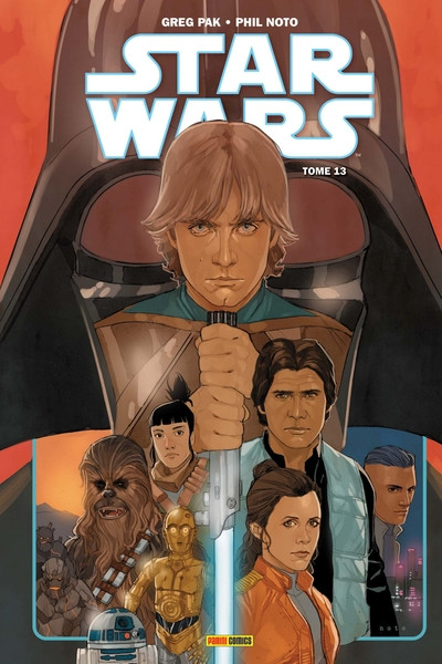 Couverture Star wars tome 13