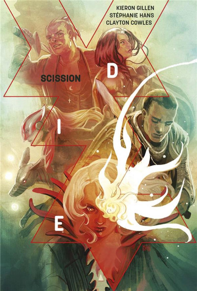 Couverture Die tome 2