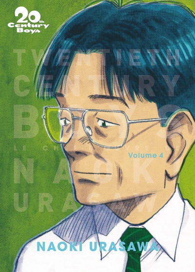 Couverture 20th century boys - perfect edition tome 4