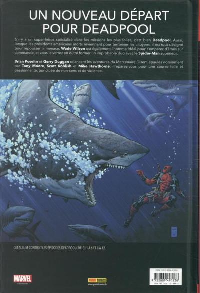 Dos Deadpool - deluxe tome 1