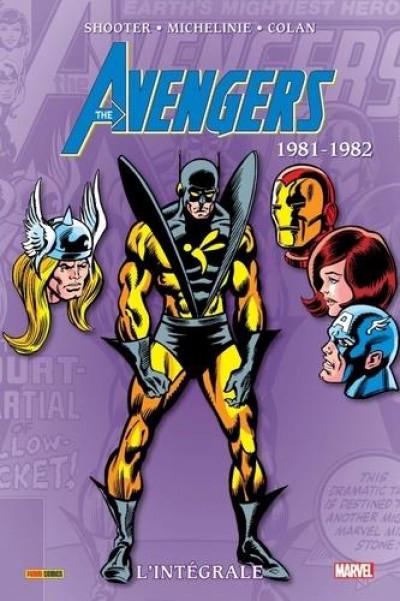 Couverture Avengers - intégrale tome 18
