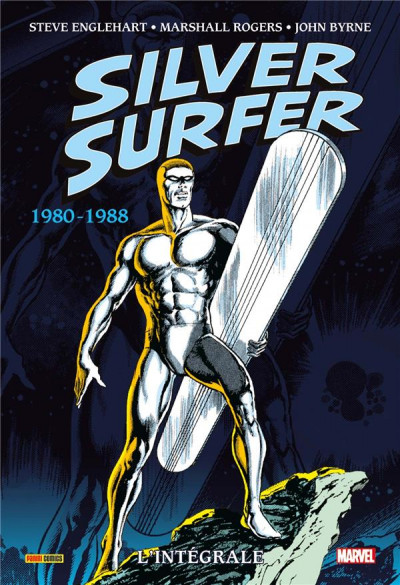 Couverture Silver surfer - intégrale tome 3