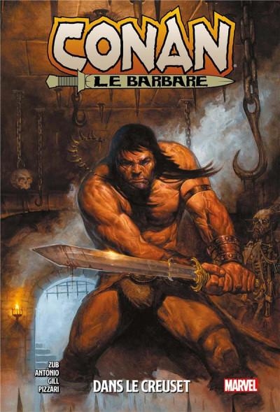 Couverture Conan le barbare tome 3