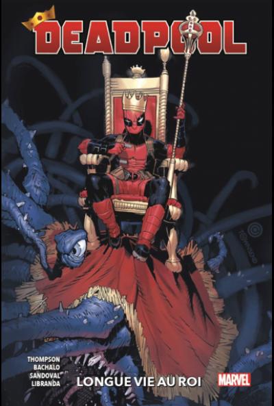 Couverture Deadpool (100% Marvel) tome 1