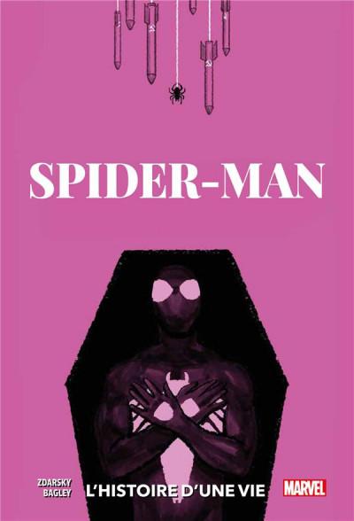 Couverture Spider-man - L'histoire d'une vie - variant 1980