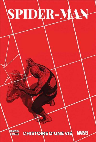 Couverture Spider-man - L'histoire d'une vie - variant 1990