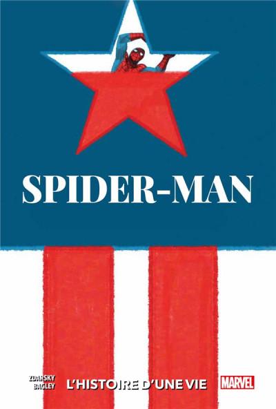 Couverture Spider-man - L'histoire d'une vie - variant 2000