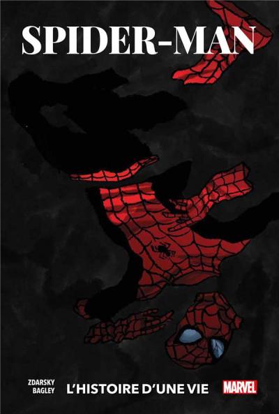 Couverture Spider-man - L'histoire d'une vie - variant 2010