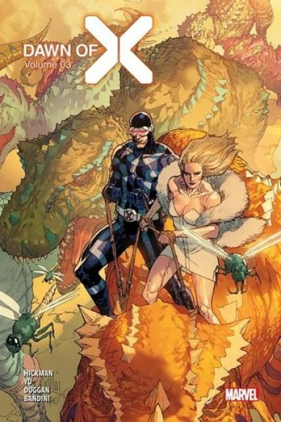 Couverture Dawn of X tome 3 (éd. collector)