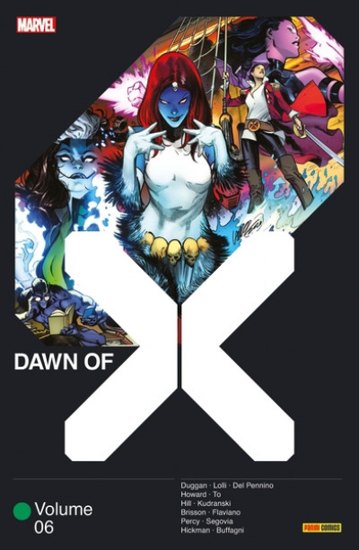 Couverture Dawn of X tome 6