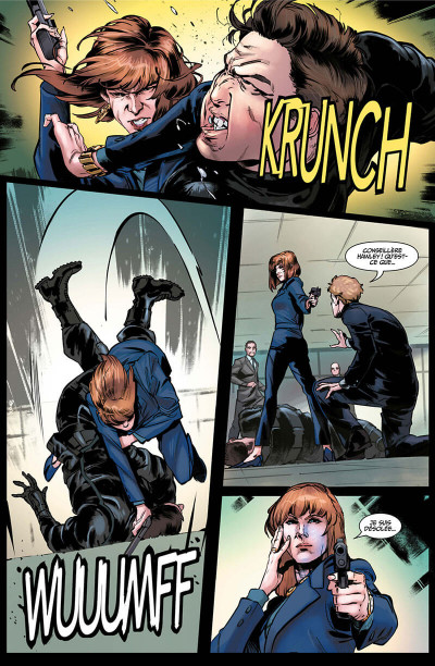 Page 5 Black Widow - Le prologue du film