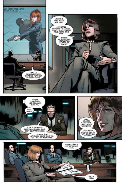 Page 7 Black Widow - Le prologue du film