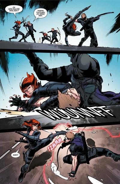 Page 9 Black Widow - Le prologue du film