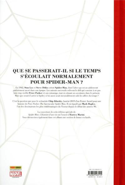 Dos Spider-man - L'histoire d'une vie (artist edition)