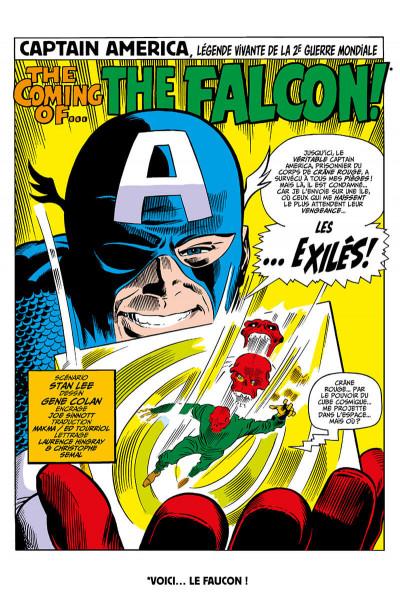 Page 5 Marvel-verse - Falcon & winter soldier