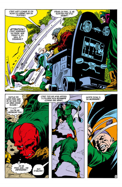 Page 9 Marvel-verse - Falcon & winter soldier