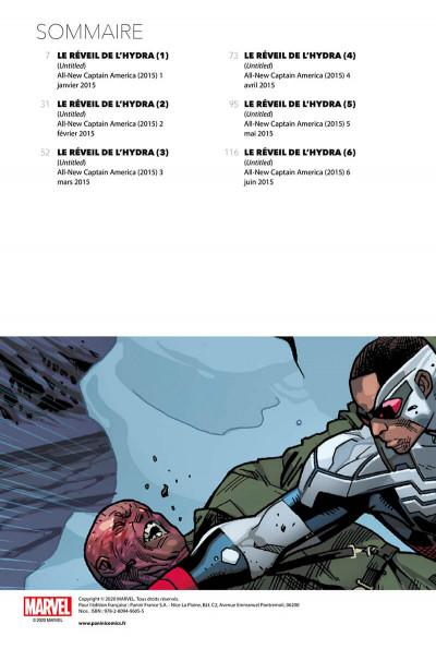 Page 2 Falcon - Le réveil de l'hydra