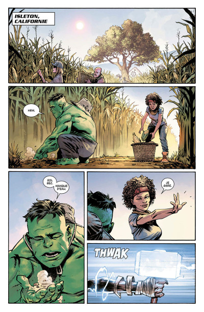 Page 9 Avengers of the wasteland