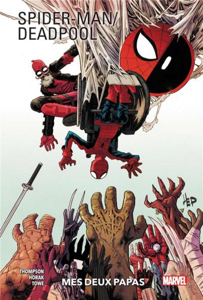 Couverture Spider-man/Deadpool tome 1