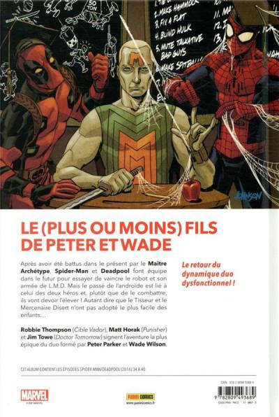 Dos Spider-man/Deadpool tome 1
