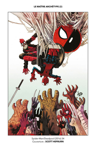Page 4 Spider-man/Deadpool tome 1