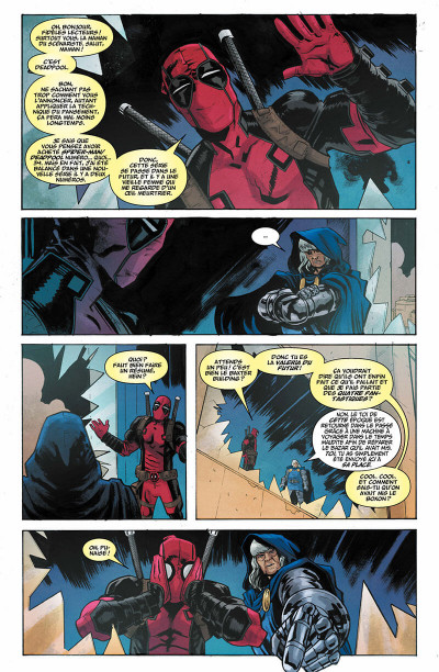 Page 5 Spider-man/Deadpool tome 1