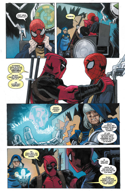 Page 7 Spider-man/Deadpool tome 1