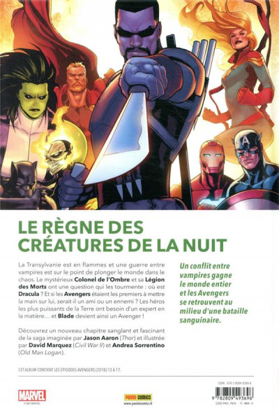 Dos Avengers tome 3