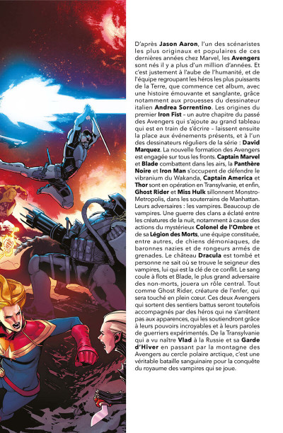 Page 3 Avengers tome 3
